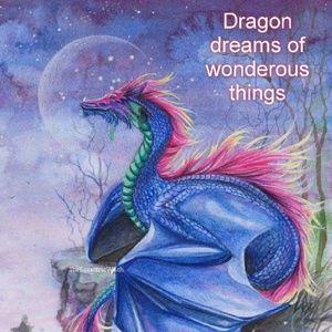 DRAGONS DREAM WONDEROUS THINGS